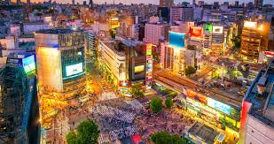 This is the City of Big Cities in Japan