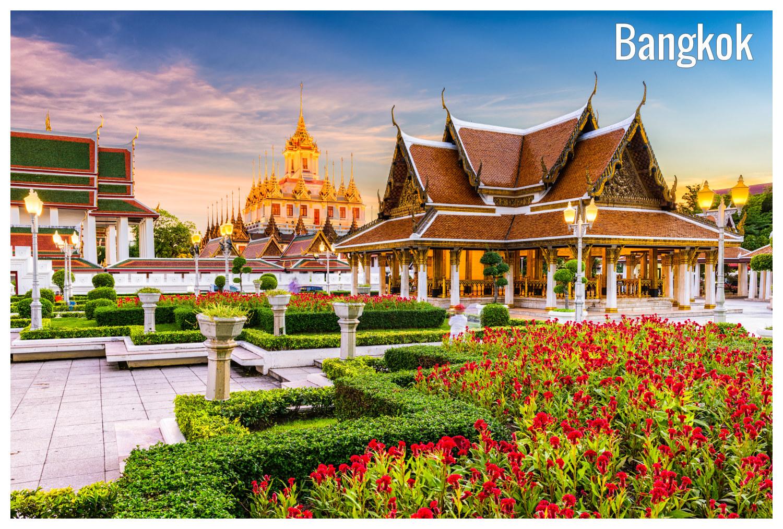 Bangkok Tourism Guide