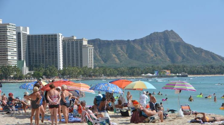 Hawaii Tourism Decline