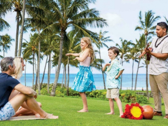 Hawaii Tourism Oceania