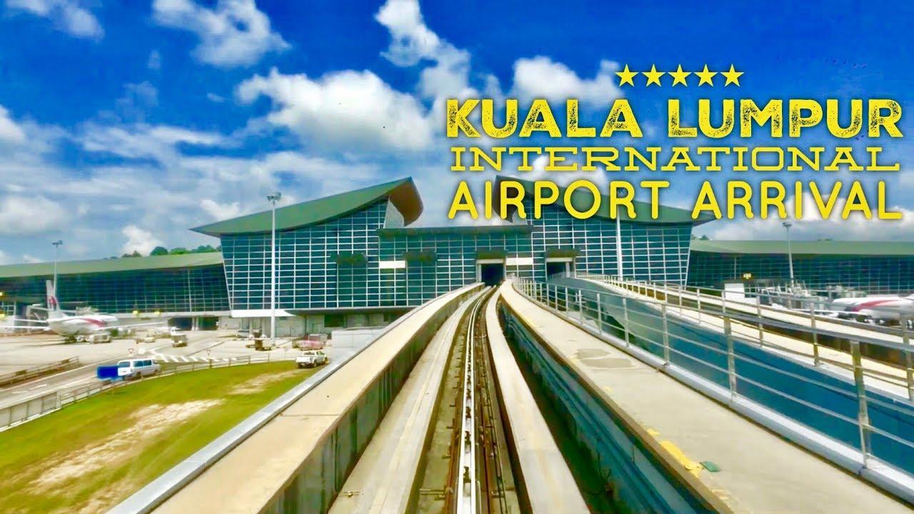 Low Cost Carrier at Kuala Lumpur Terminal, Singapore and Bangkok