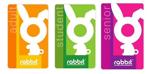 Standard rabbit card