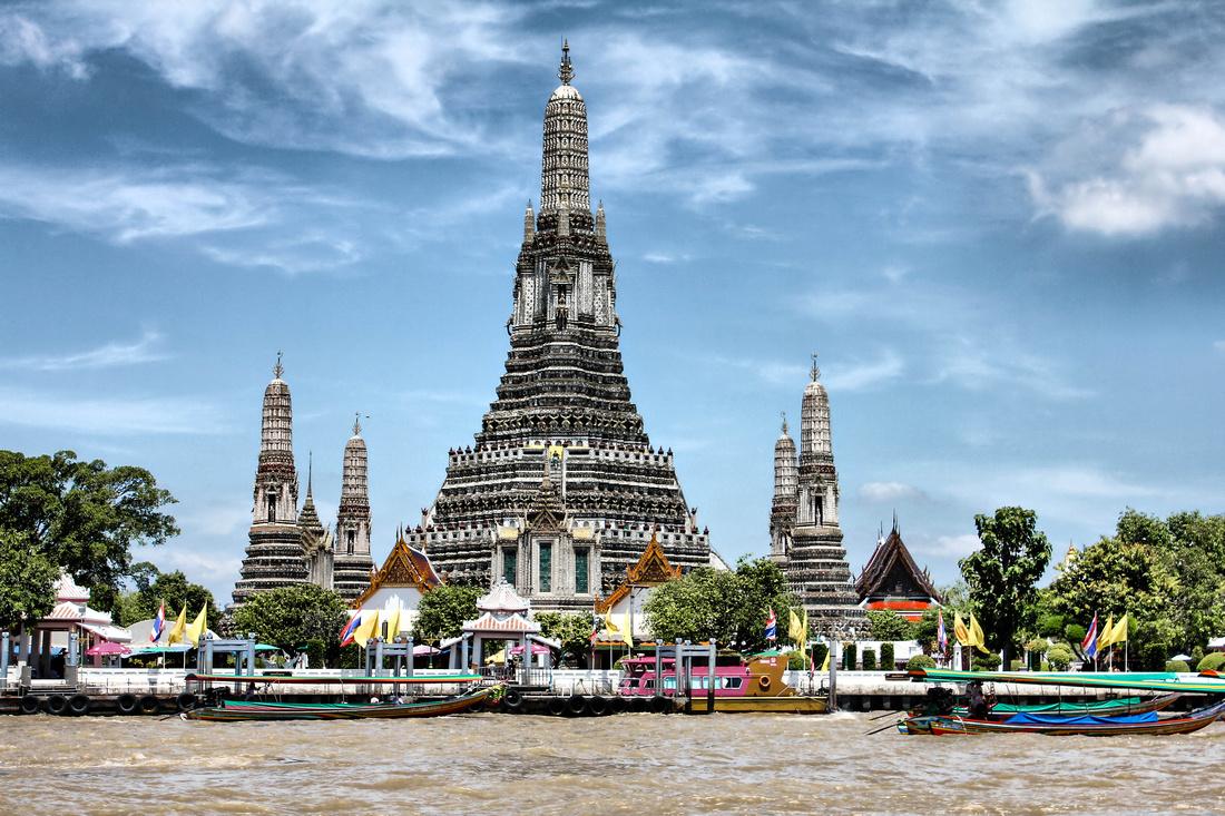 Temple Bangkok Wat Arun