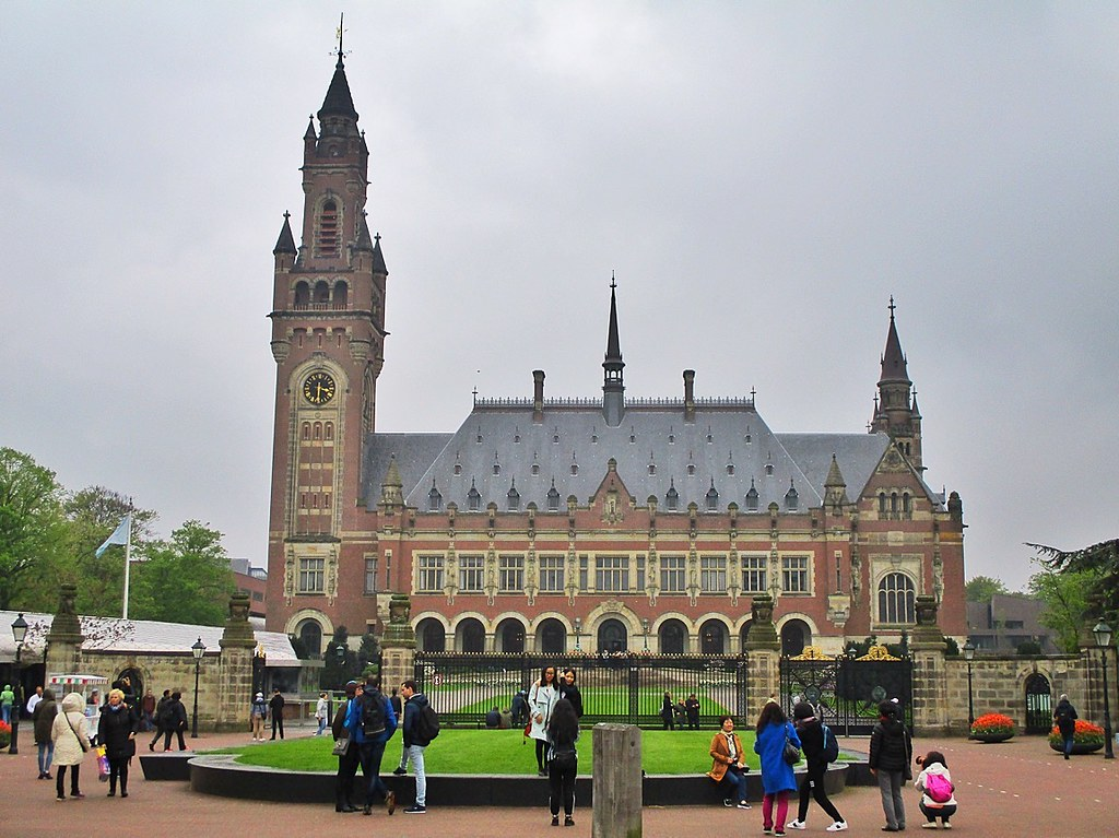 The Peace Palace of the Netherlands