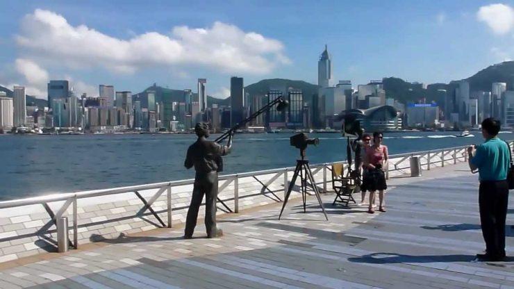 Avenue of Stars Hong Kong (Youtube)