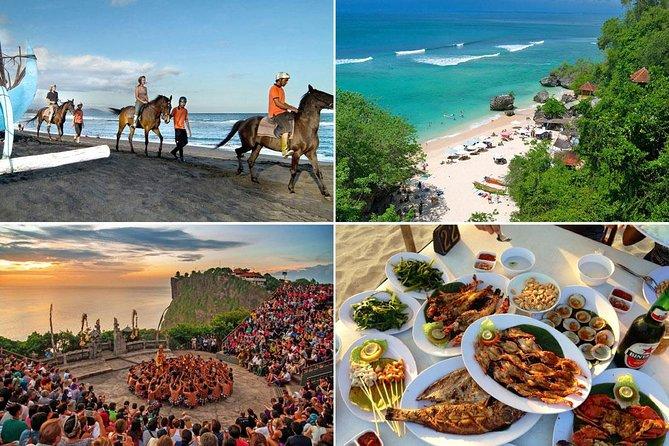 Bali Horse Riding and Uluwatu Sunset Tour
