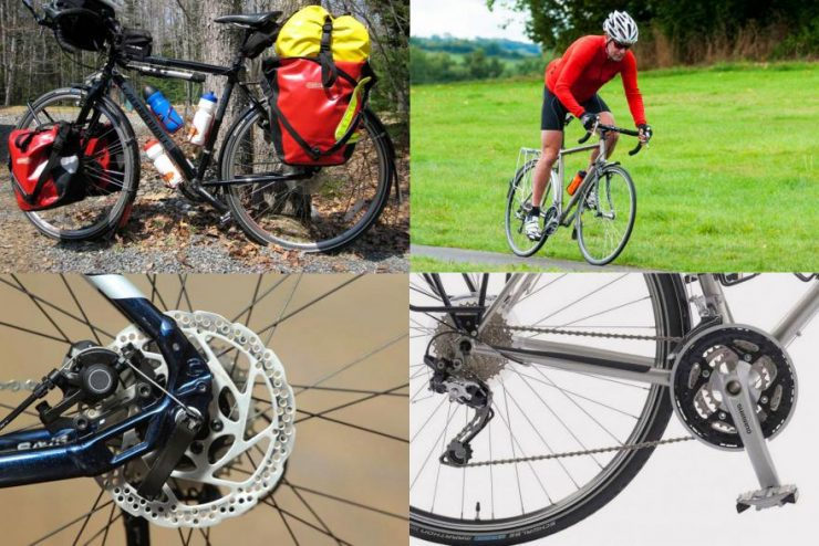 MTB Touring, Tips For Assembling A Touring Bike – Bikes For Touring