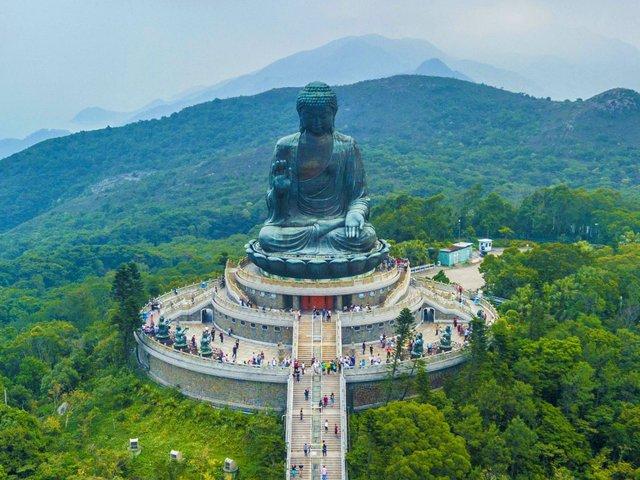 Buddha Tian Tan Hong Kong (Steemit)