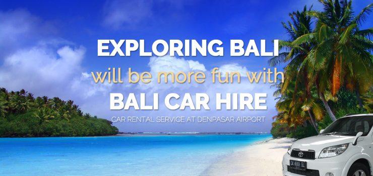Car Rental In Bali