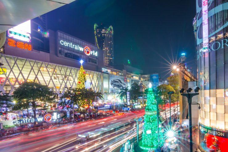 Central World Bangkok Thailand (novotelbangkoksilom.com)