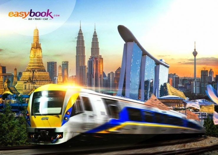 Cheap Public Transport in Malaysia, Singapore and Thailand