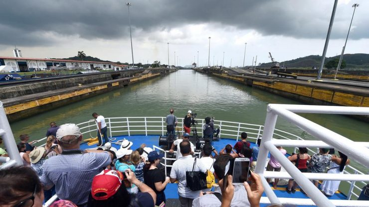 Cruises to panama canal 2019