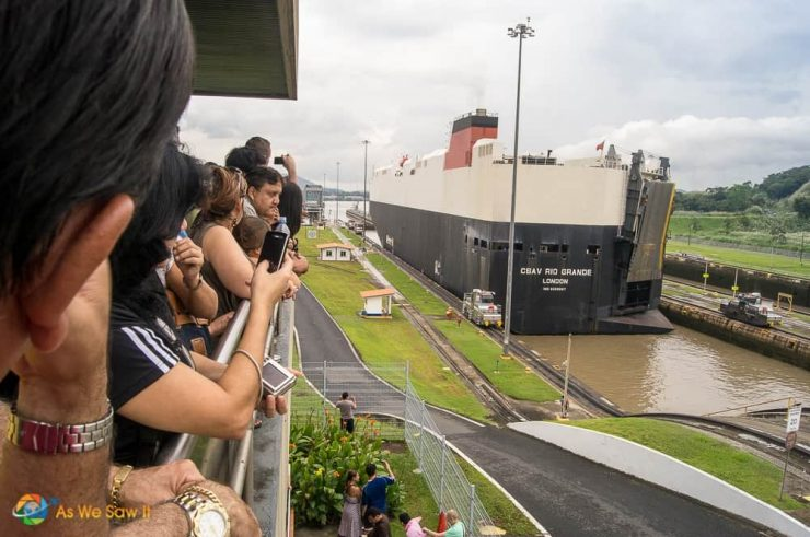 Cruises to panama canal