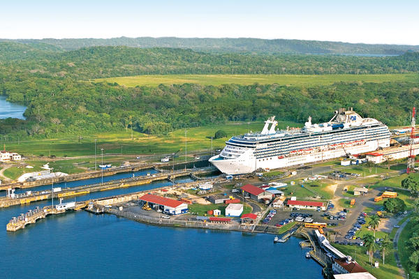 Cruising the Panama Canal Tourism (Cruise Critic)