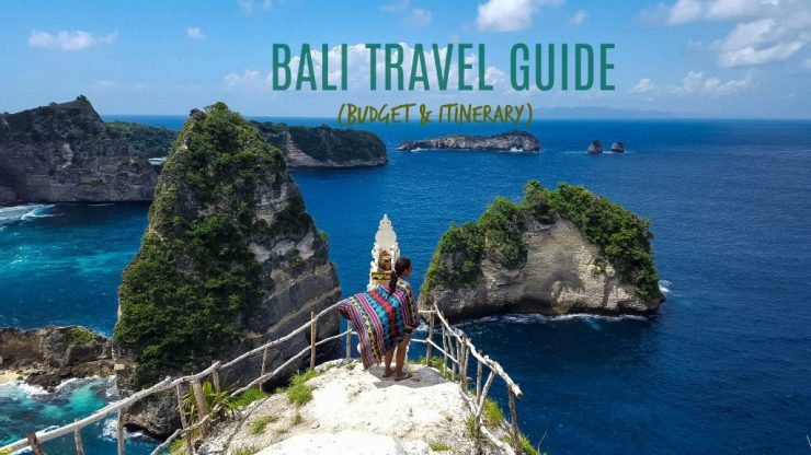 Define tourist destinations in Bali