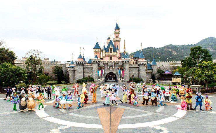 Disneyland Hong Kong (TripZilla)