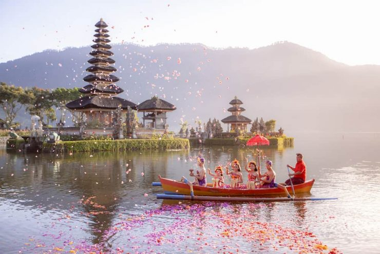 Holiday in Bali with Backpacker Way