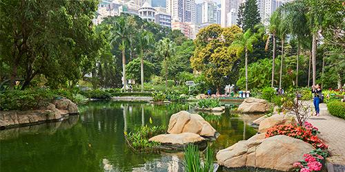 Hong Kong Park (Discovery Hong Kong)