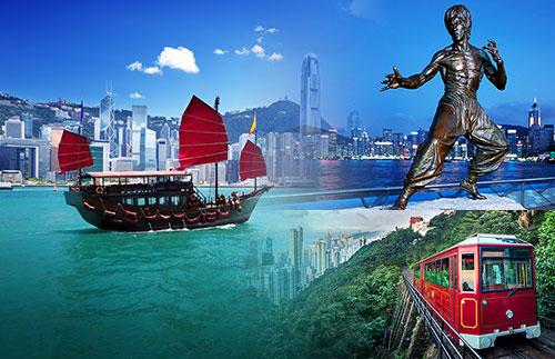 Hongkong Tourist