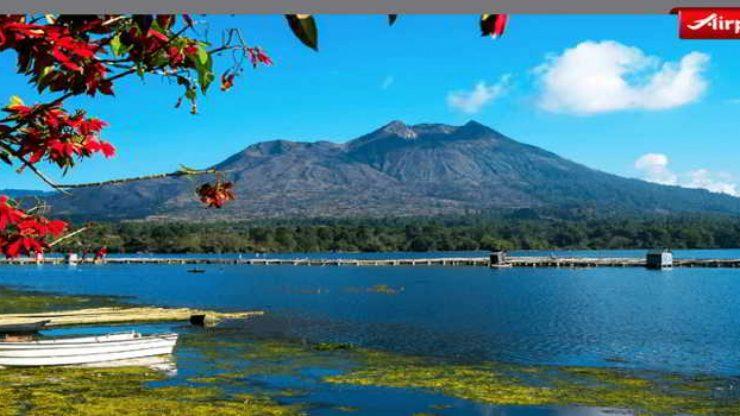Lake Batur Kintamani, Bali