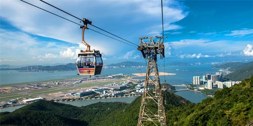 Ngong Ping 360 Hong Kong (Discovery Hong Kong)