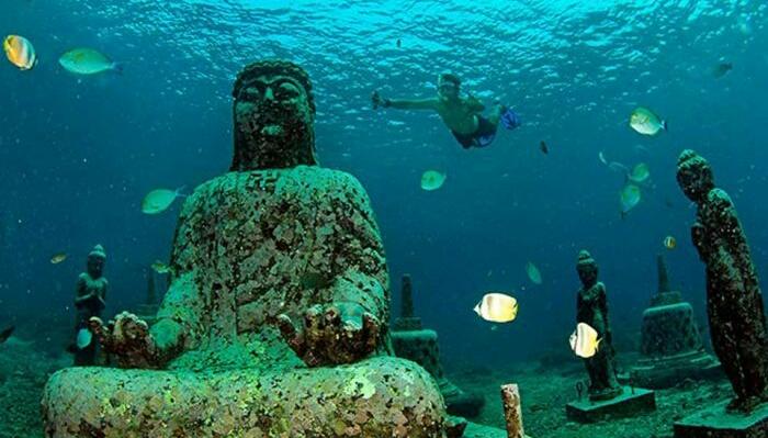 Nusa Penida Underwater Conditions (@NusaPenidaIsland)