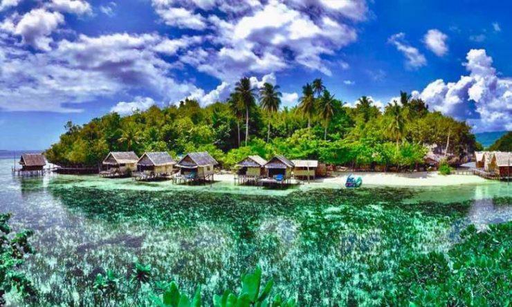Origins and History of Raja Ampat Islands