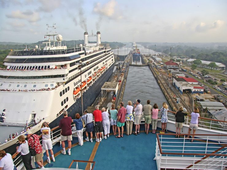 Cruising the Panama Canal Tourism