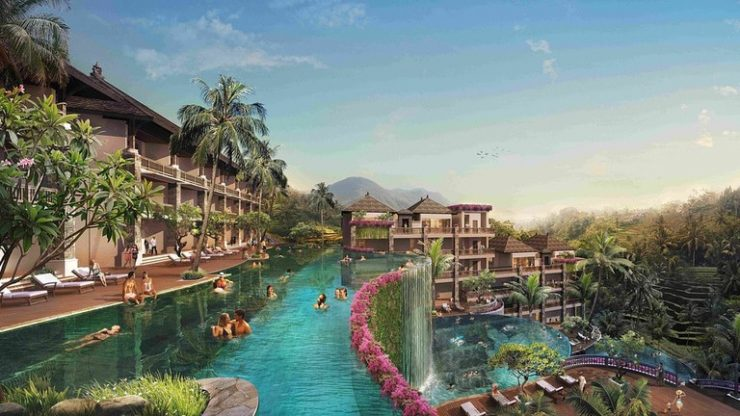 Plan a long holiday in Bali