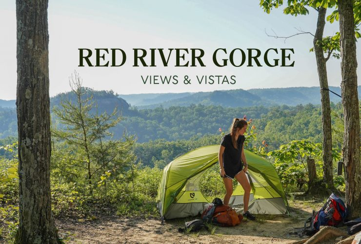 Red River Gorge- Views and Vistas