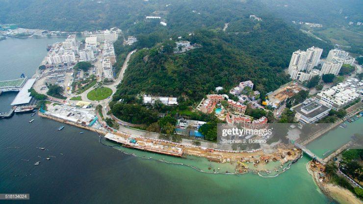 Silver Mine Bay Beach Hong Kong