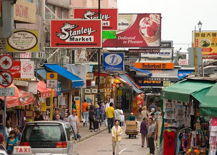 Stanley Market Hong Kong (Visit Our China)