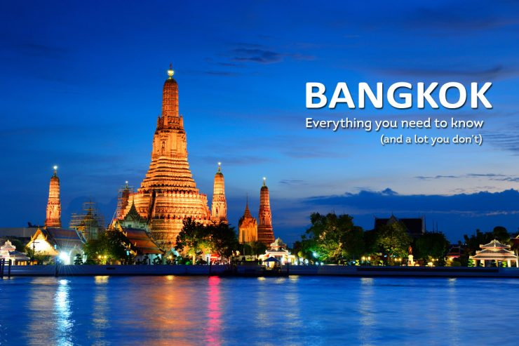 31 Popular Tourist Attractions In Bangkok Thailand