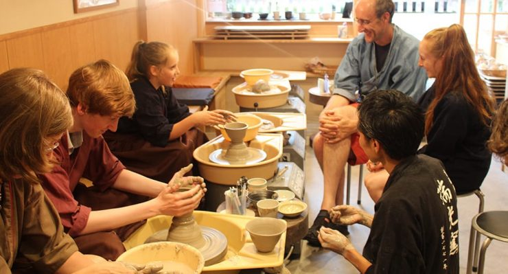 Traditional Arts & Craft Tour in Kyoto