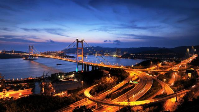 Tsing Ma Bridge Hong Kong (liputan6.com)