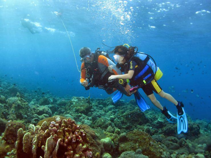 Tulamben diving package (palyworld.id)