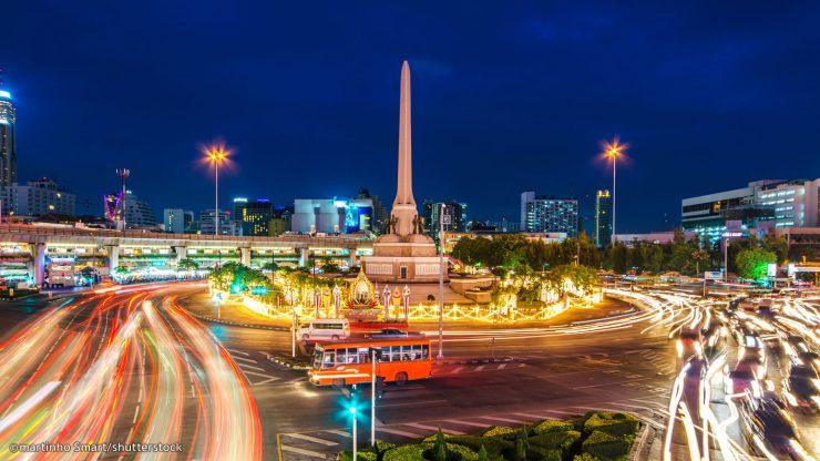 Victory Monument Bangkok Thailand (bangkok)