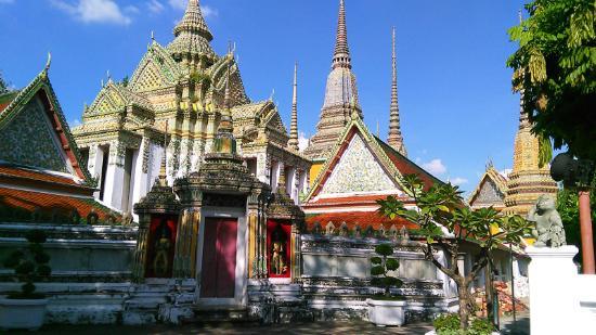 Wat Phra Chetuphon (Wat Pho) Bangkok Thailand (TripAdvisor)