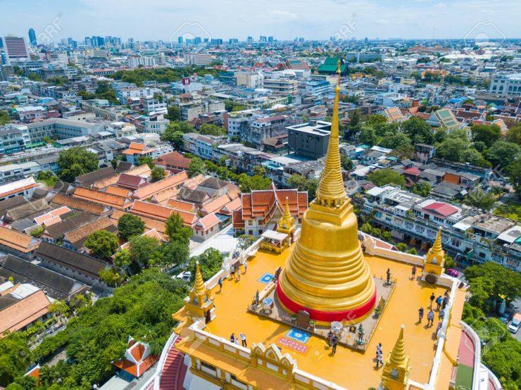 Wat-Saket-Phukhao-Thong-Bangkok-Thailand-(123rf.com)