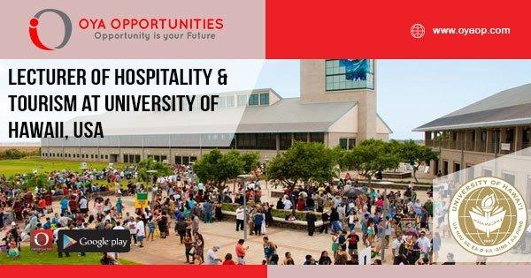 Hawaii University Tourism
