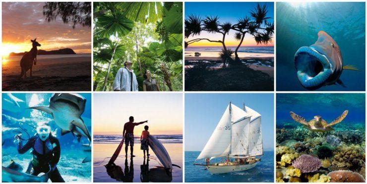 Queensland Tourism (blog.queensland.com)