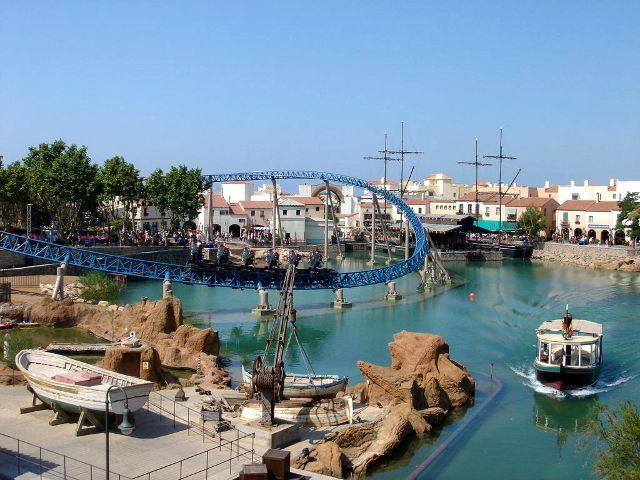 Visit Port Aventura for a Memorable School Trip to Spain
