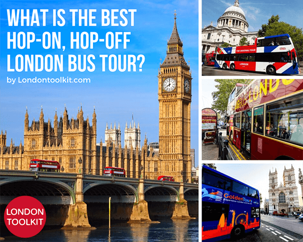 Best London sightseeing bus tour (londontoolkit.com)