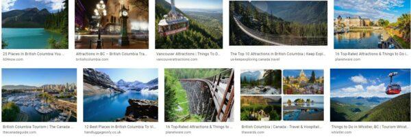 British Columbia Tourism Commercial