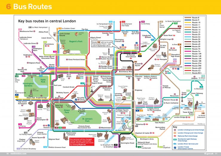 Welcome to London - Visitor guide