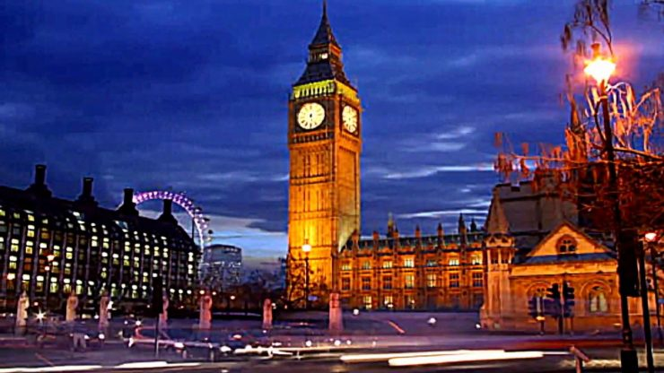 London guide for tourist attractions in London (Youtube)
