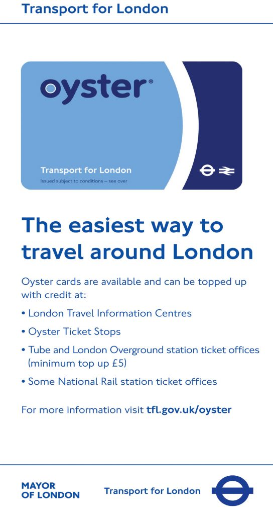 Welcome to London - Transpor for London