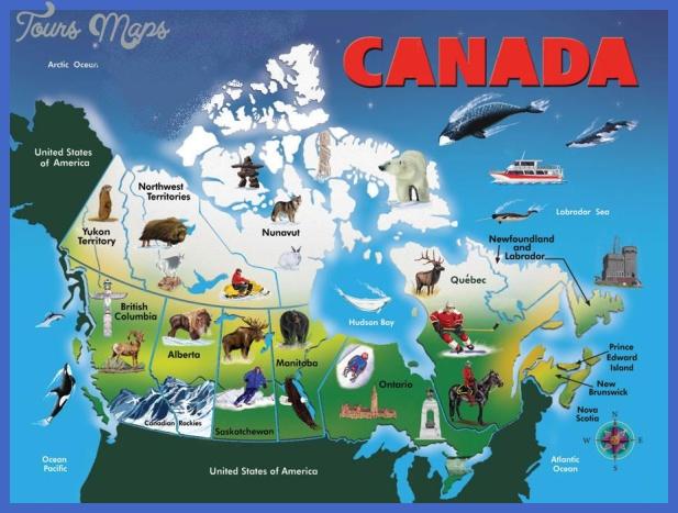 Canada for Tourist Destination Guide