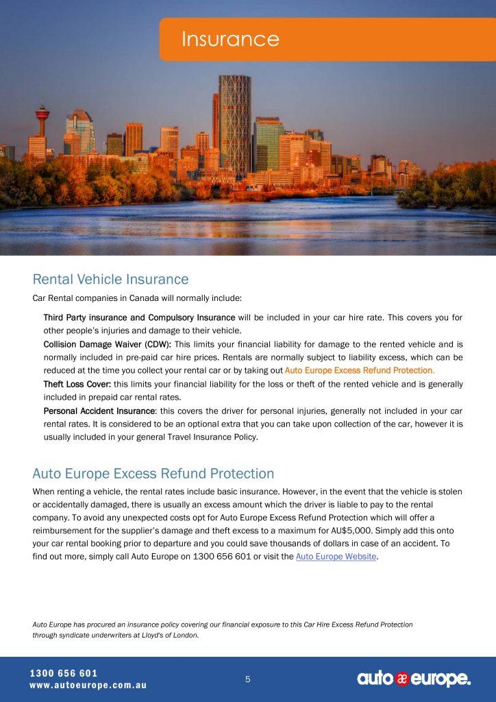 Canada-tourist-attraction-Canada-driving-guide
