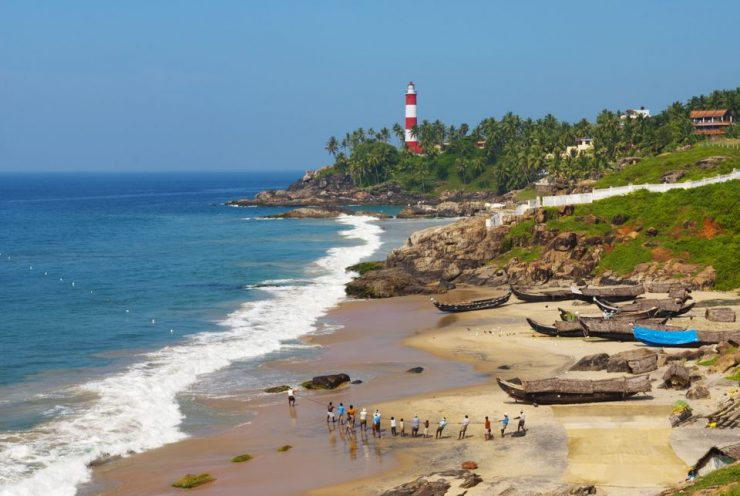 Kovalam- An Internationally Famous Beach Town (TripSavvy)